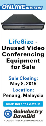 LifeSize Unused Video Equipment for Sale